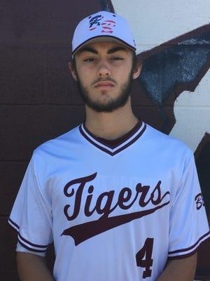 Keegan Cormier, Breaux Bridge baseball
