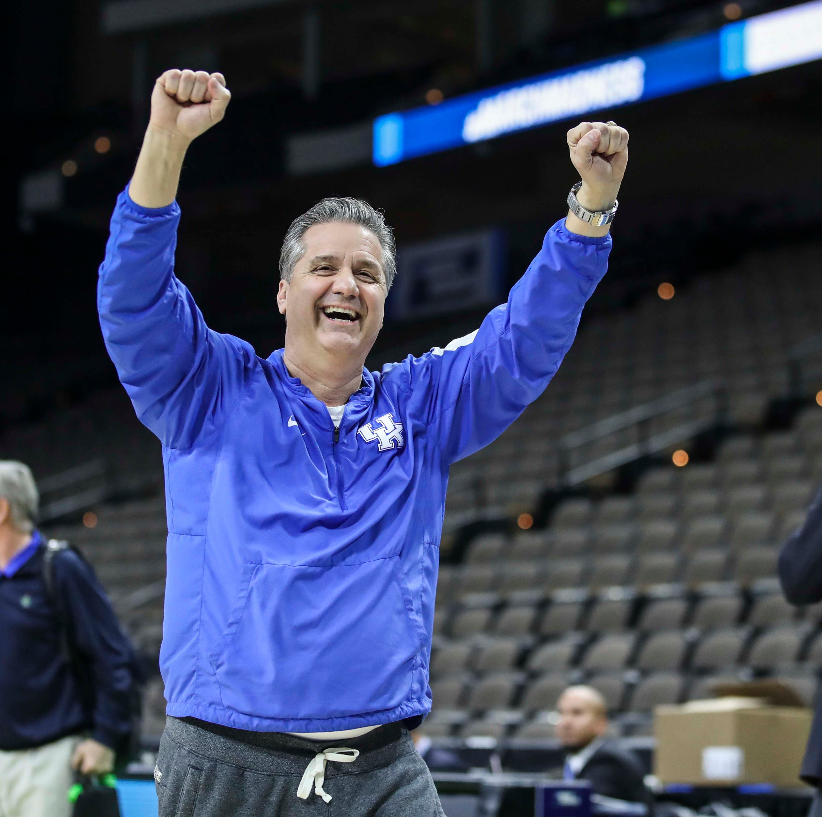 John Calipari shoots down UCLA rumors, says he wants to retire at UK