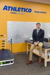 While the clinic is brand new, its local manager is no stranger to the area; physical therapist Collin Colegrove has called Michigan home since he was just a boy.