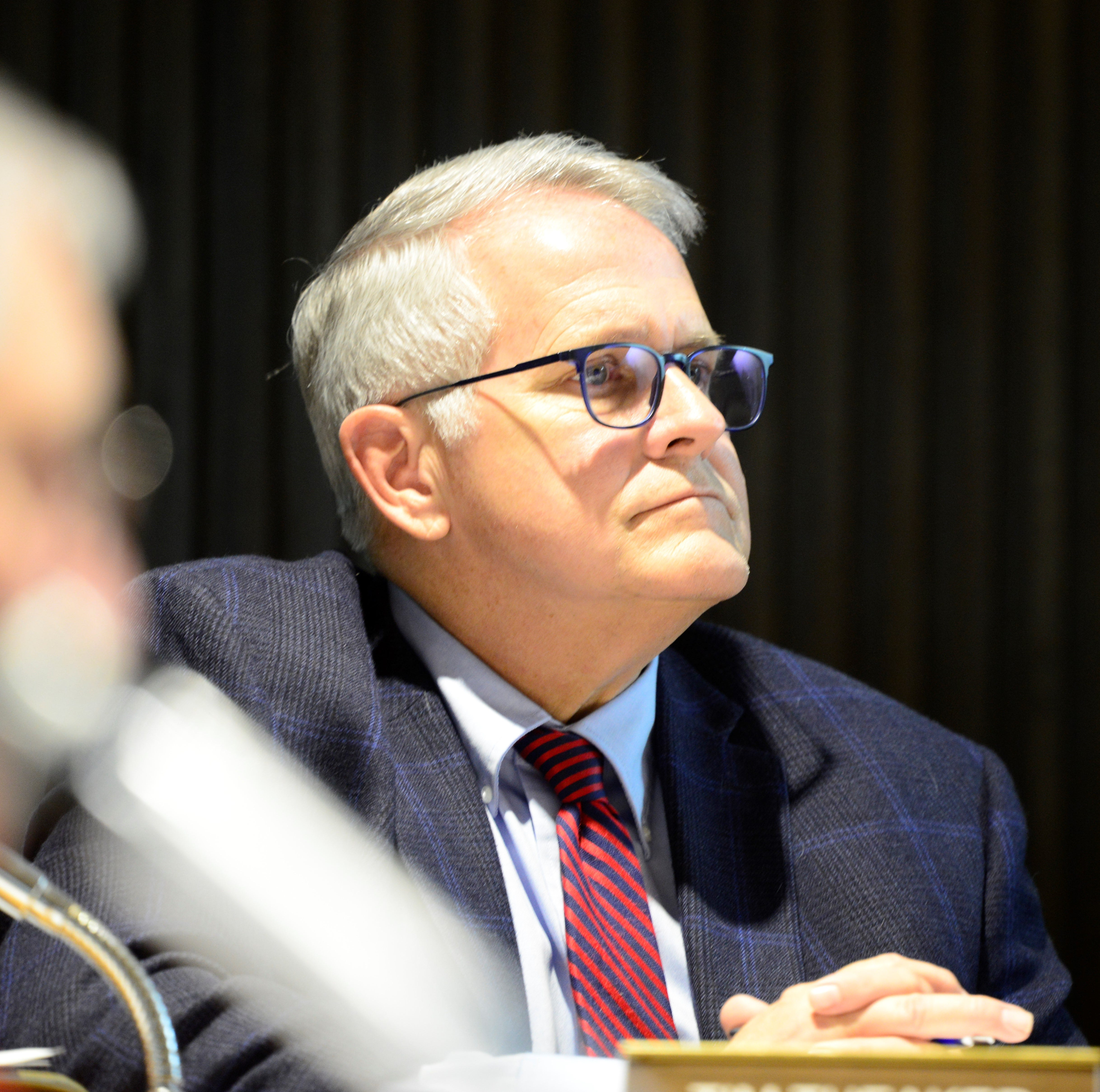 Mansfield mayor Tim Theaker says 'Mansfield is Rising' in annual state of the city address