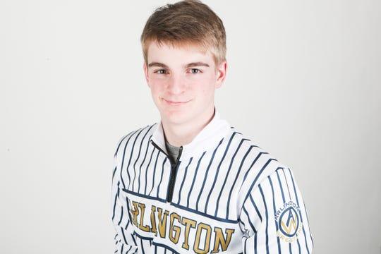 March 20, 2019 - Michael Cannon, Arlington High School. Sports Awards