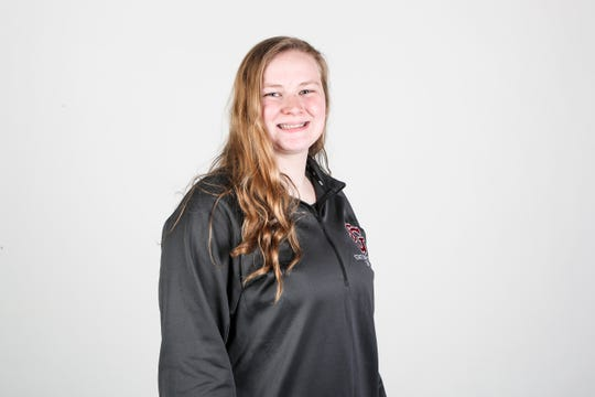 March 19, 2019 - Claire Epperson, St. Georges Independent School. Sports Awards