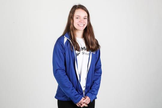 March 20, 2019 - Jenna Halliday, Memphis-area Home Education Association. Sports Awards