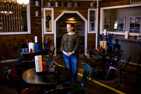 """Rachael Ezell says that business at Catfish Cabin has fallen since the restaurant's appearance on """"24 Hours to Hell and Back"""" with Gordon Ramsay."""