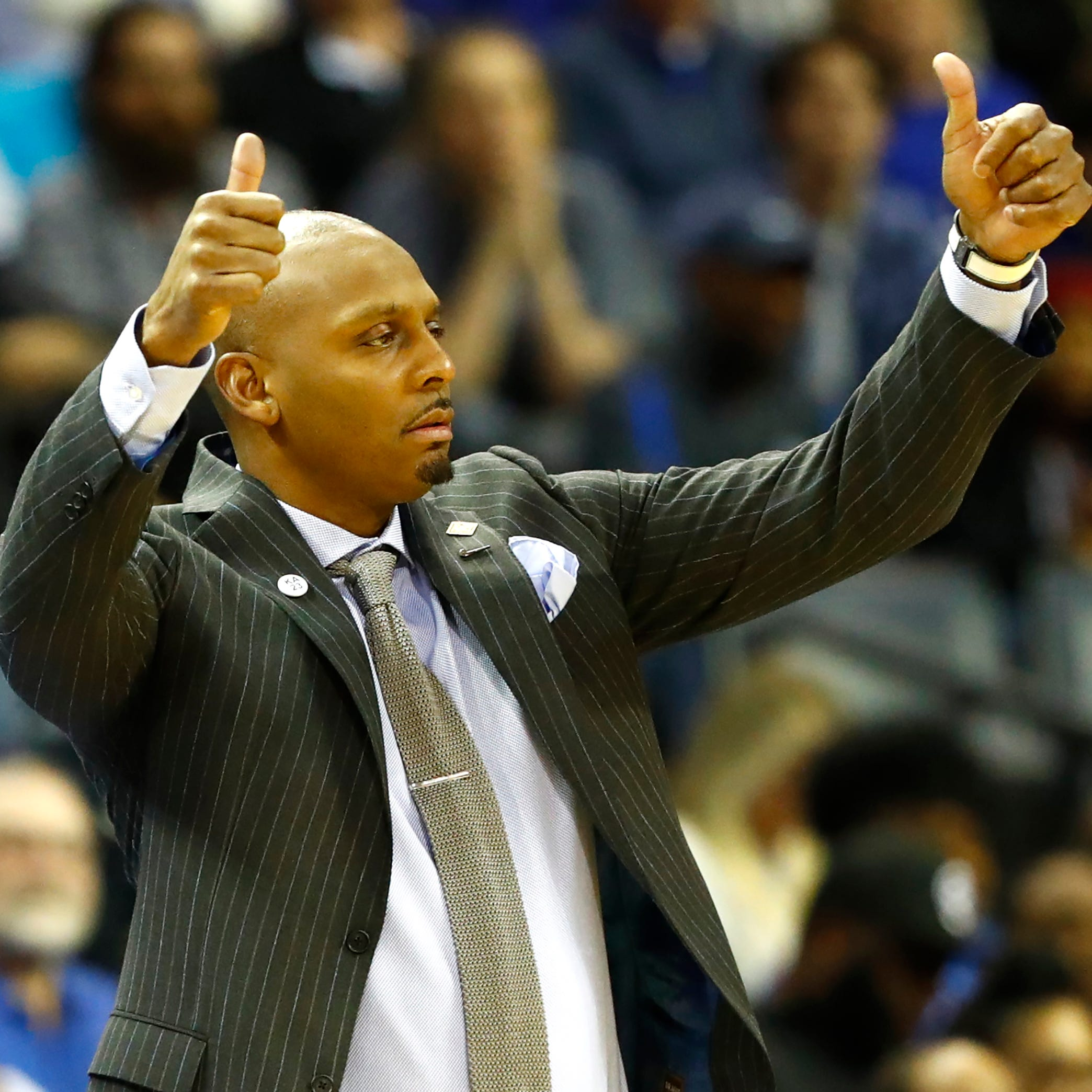 How does Penny Hardaway's first season compare to the Final Four coaches?