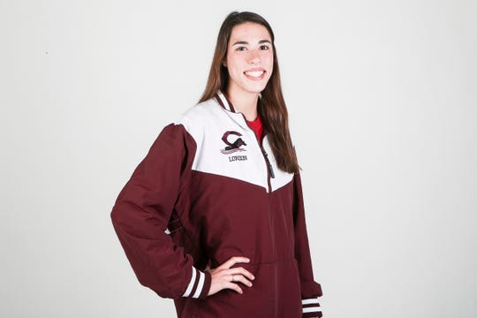 March 20, 2019 - Madeline London, Collierville High School. Sports Awards