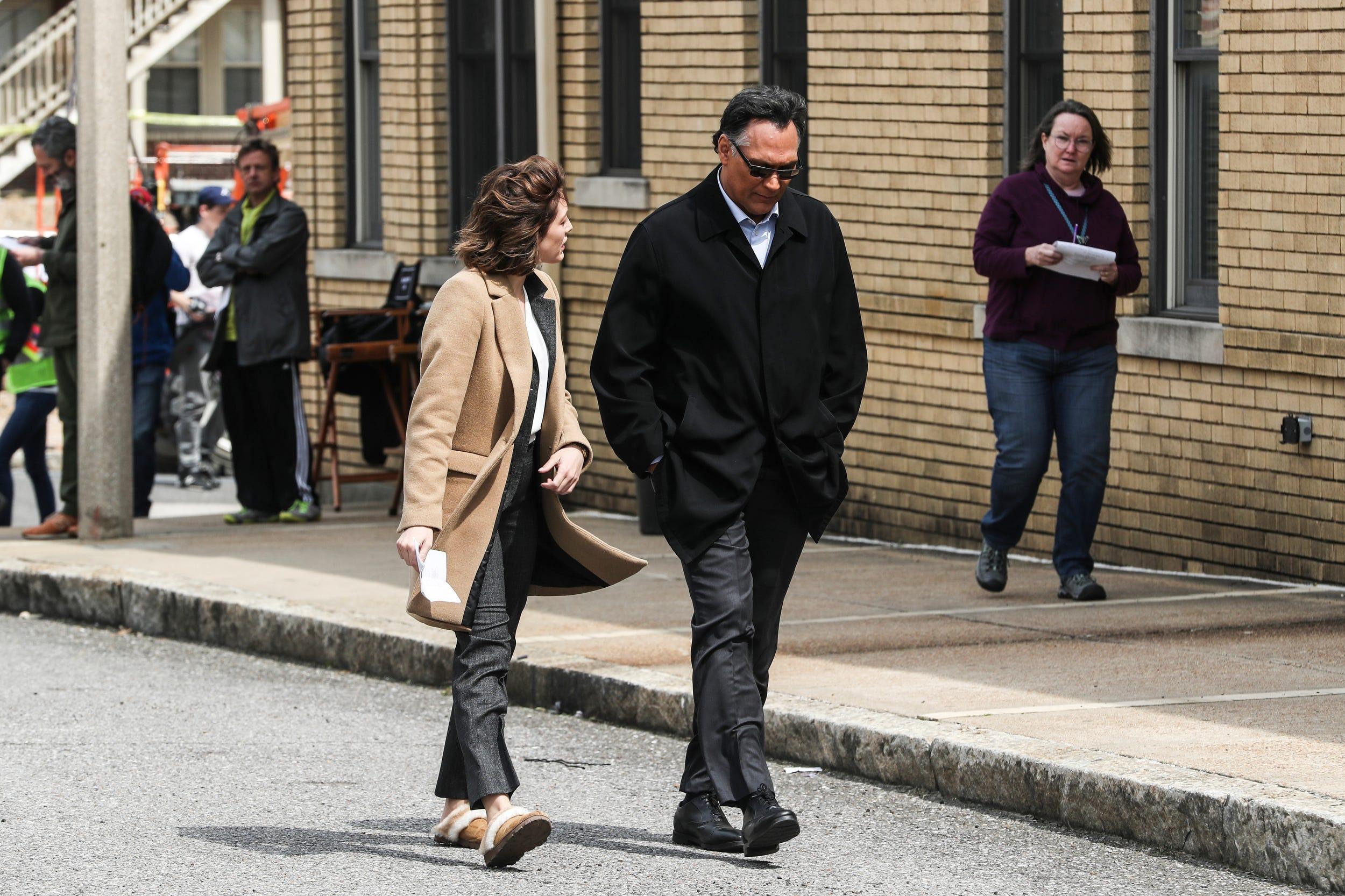 'Bluff City Law' shoots pilot in Memphis