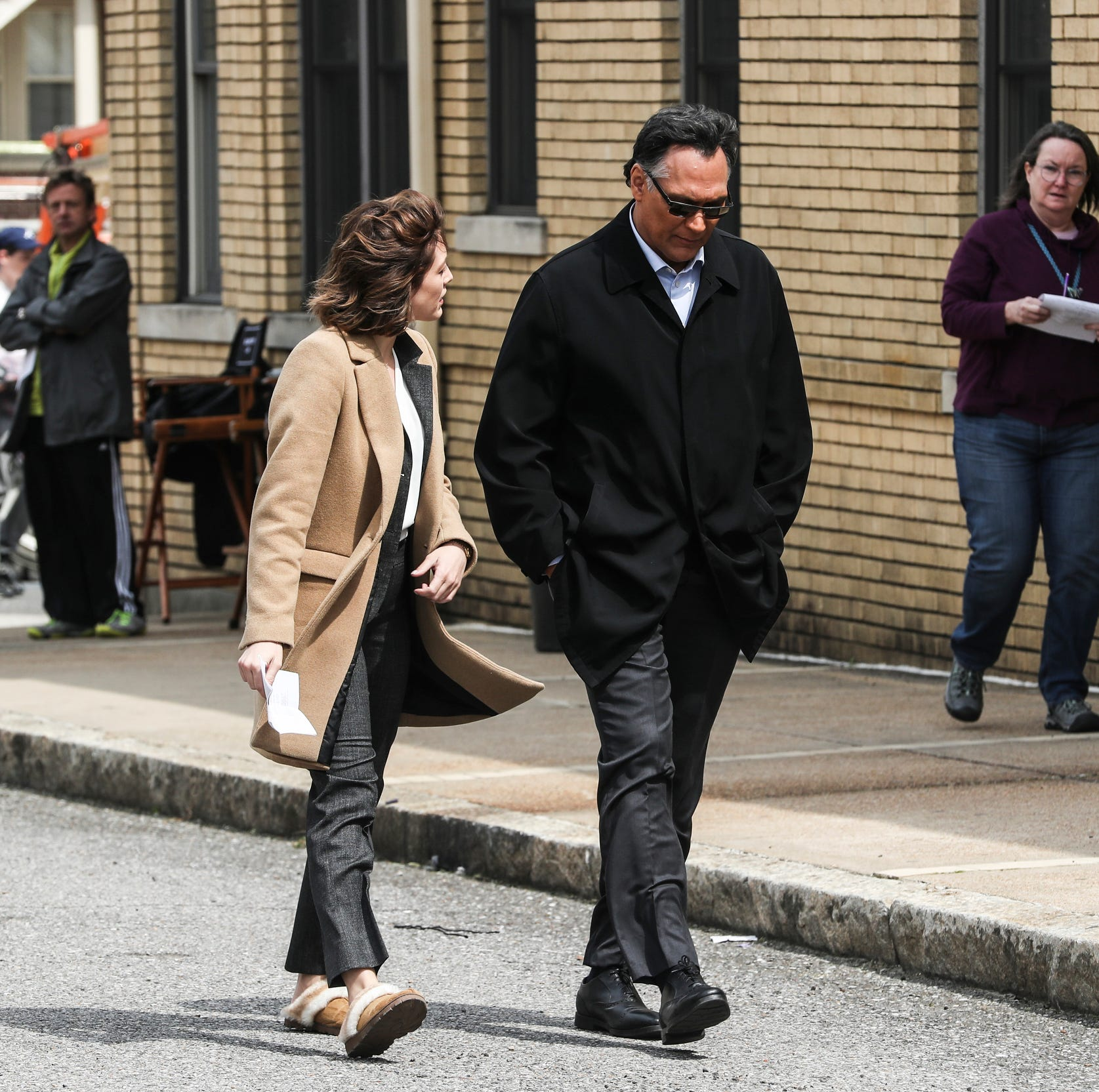 Smits, camera, action: NBC's 'Bluff City Law' shooting in Memphis