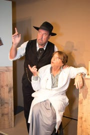 """Island Theater Company's """"Shiver Valley Ranch."""""""