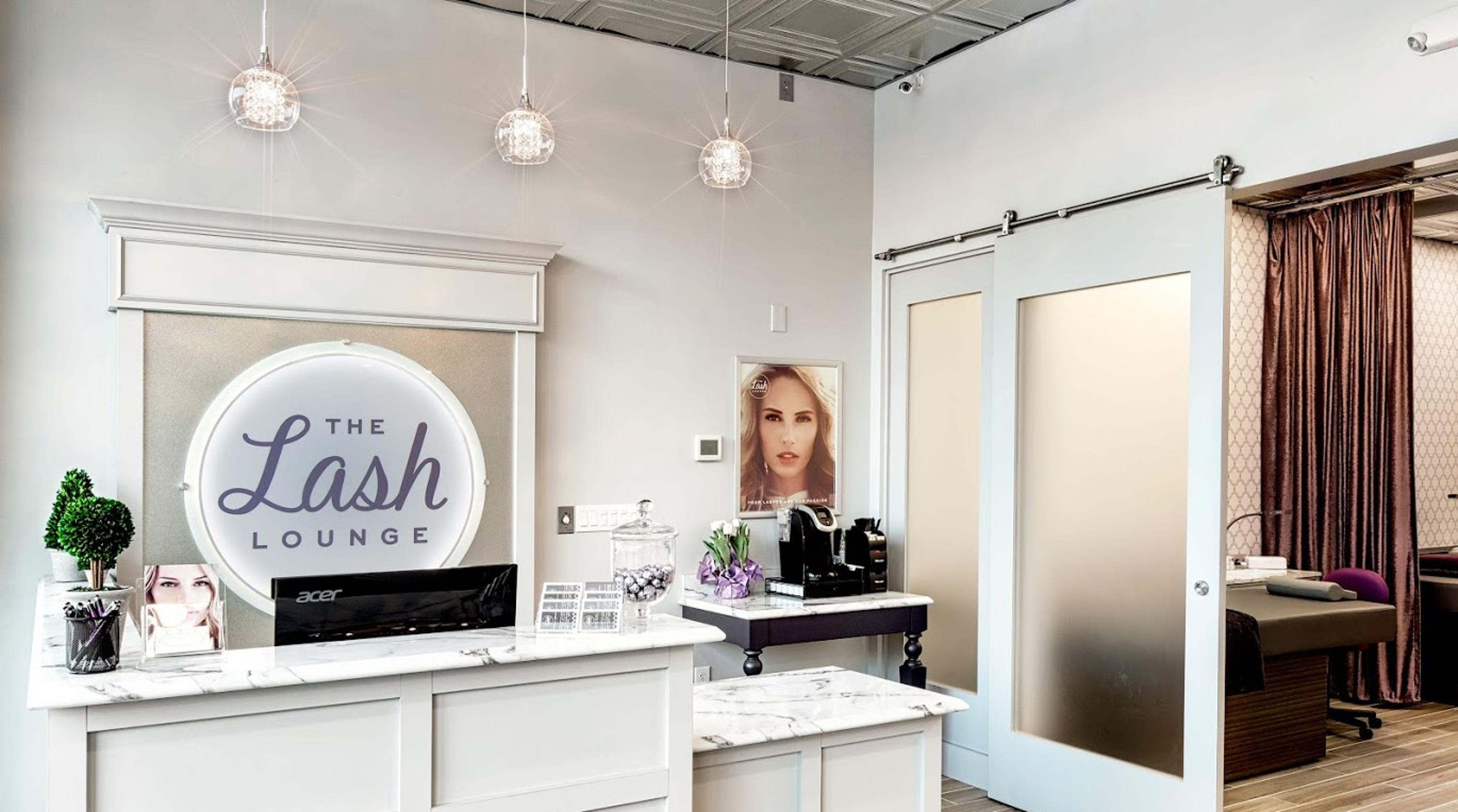 The Lash Lounge eyelash salon is coming to The Corners of