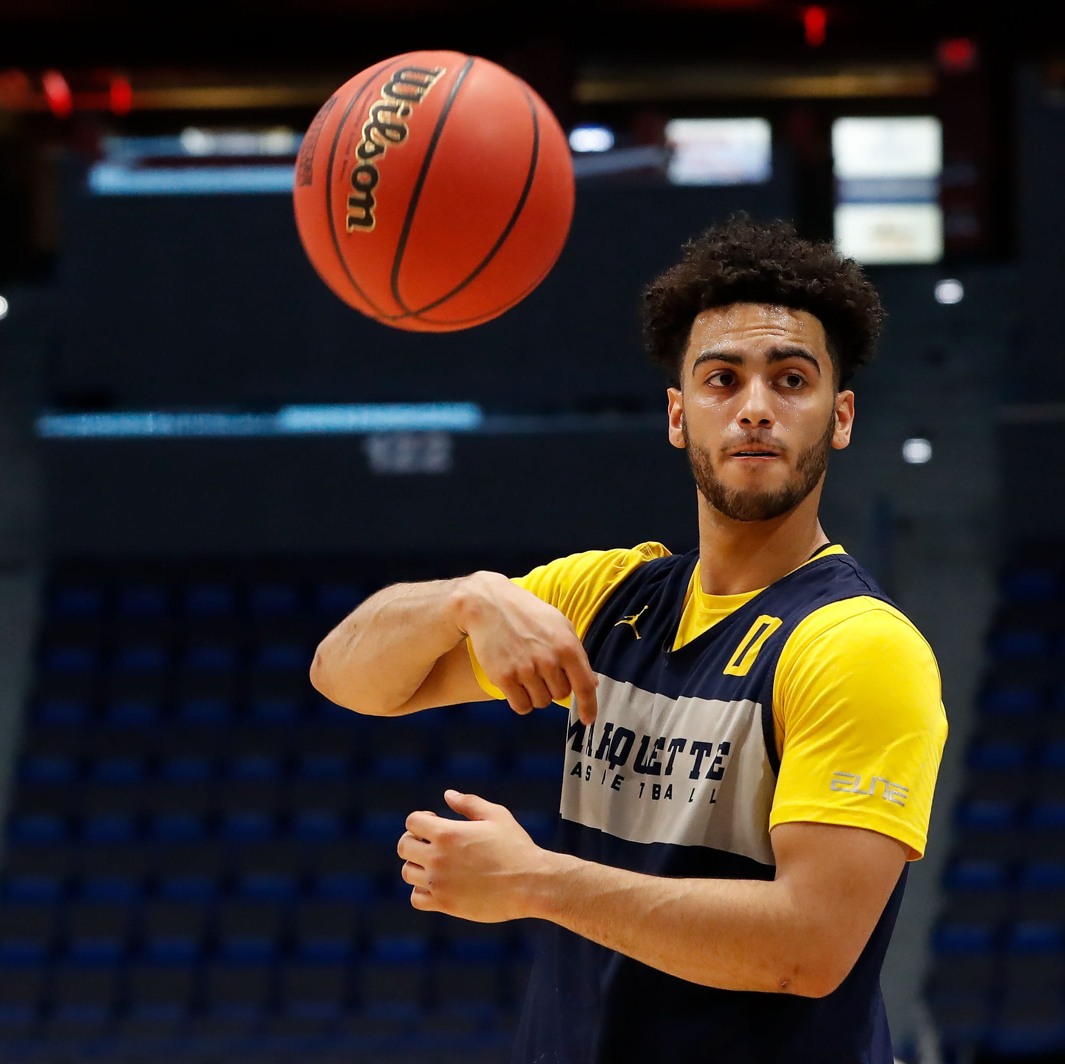NCAA Tournament Live: Murray State 83, Marquette 64 (final)