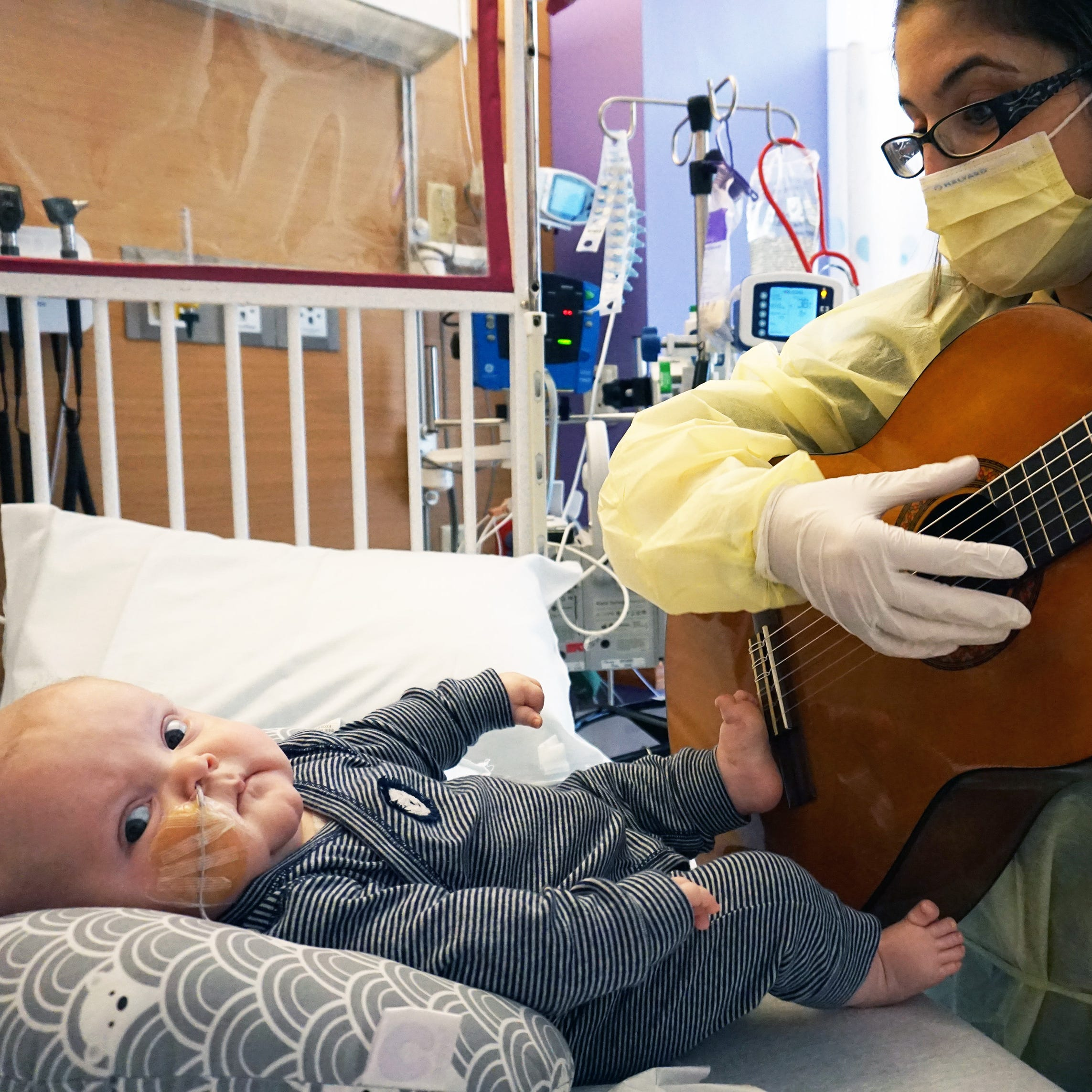 Stingl: Tom Petty songs get 7-month-old Billy through a transplant and a long hospital stay