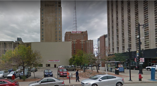 The Milwaukee Downtown Business Improvement District is looking for art submissions for a mural on a building near the northeast corner of West Wisconsin Avenue and North Lovell Street.