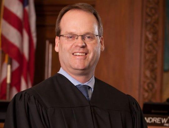 Milwaukee County Circuit Judge Andrew Jones