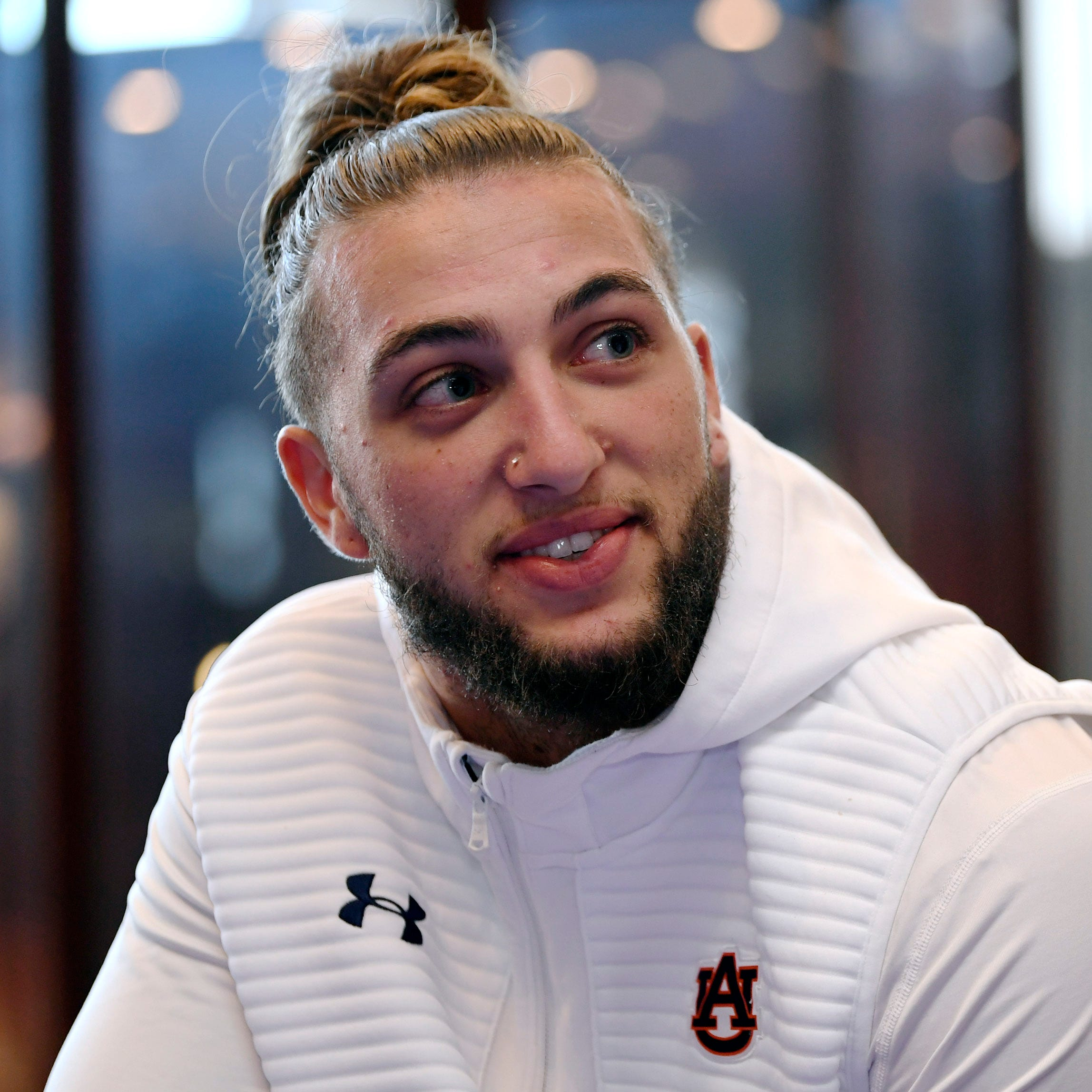 Karate, emails and Artichokes: On Sal Cannella's long and winding path to Auburn