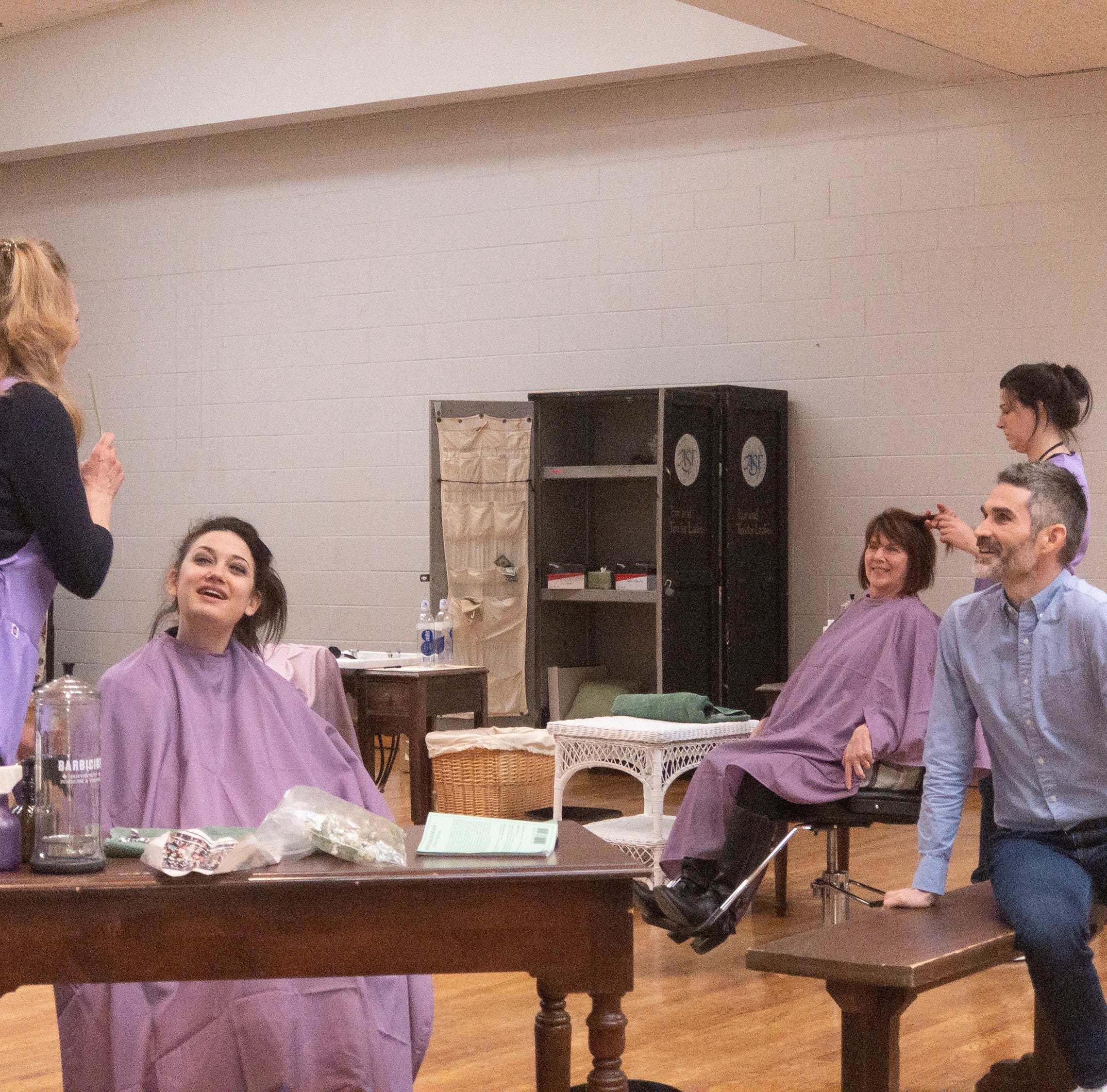 'Steel Magnolias' blooms into life Thursday at ASF