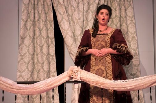 """The Ball State Opera Theatre will perform Mozart's acclaimed opera """"Don Giovanni"""" on March 29 at 7:30 p.m. and March 31 at 2 p.m. in Sursa Performance Hall."""