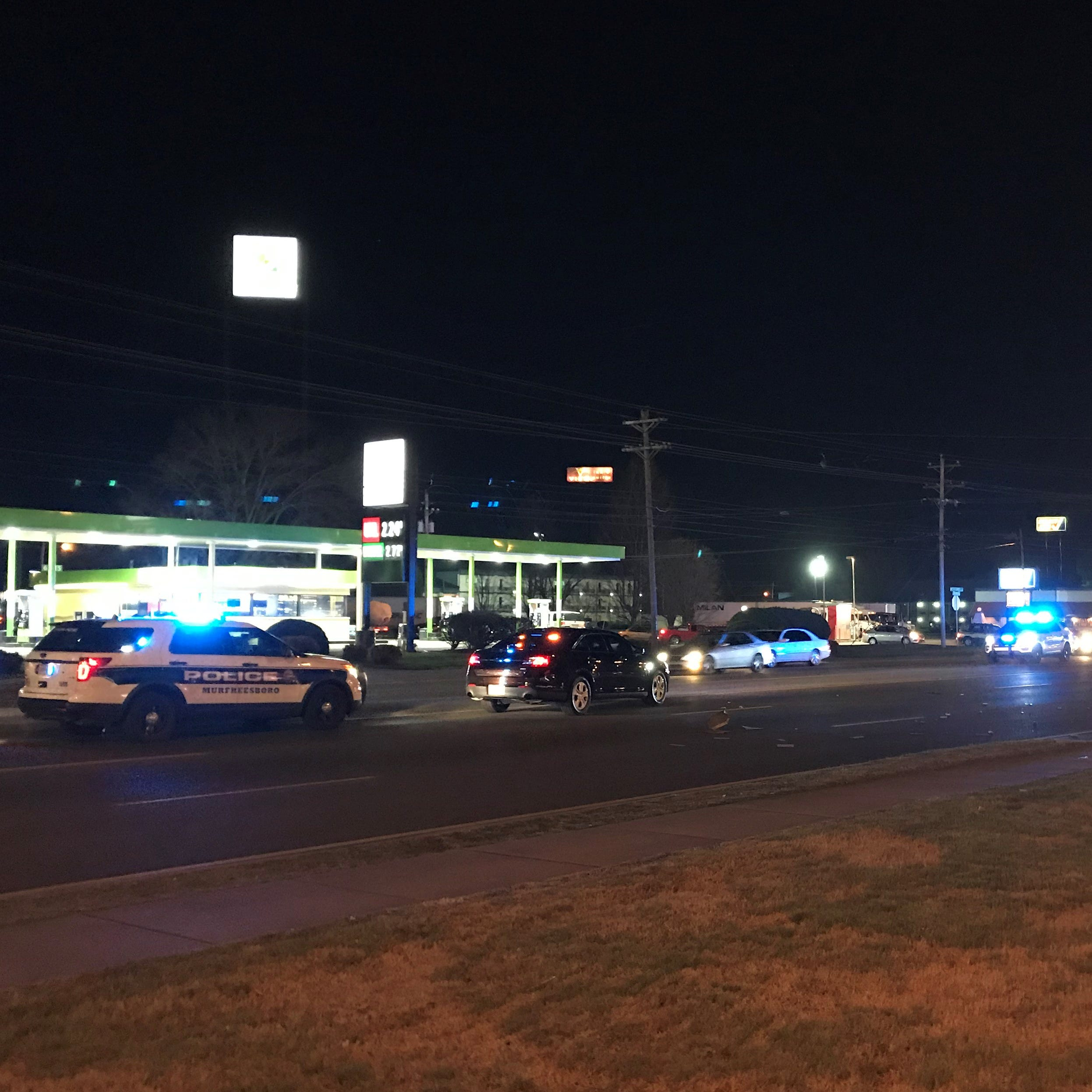 Police: Pedestrian dead after being hit by car on South Church Street