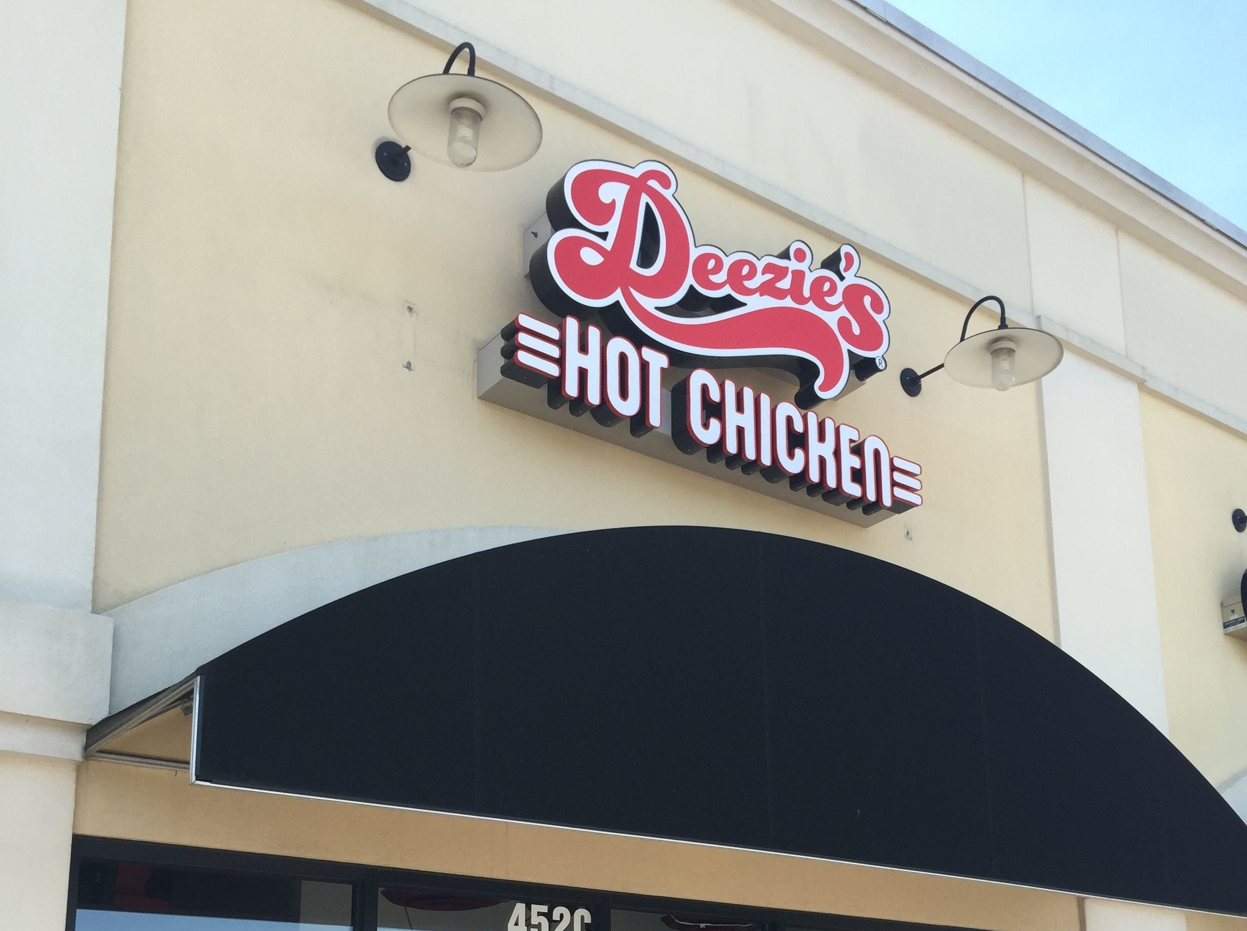 Deezie's Hot Chicken in the Oaks Shopping Center in Murfreesboro will close March 30, 2019.