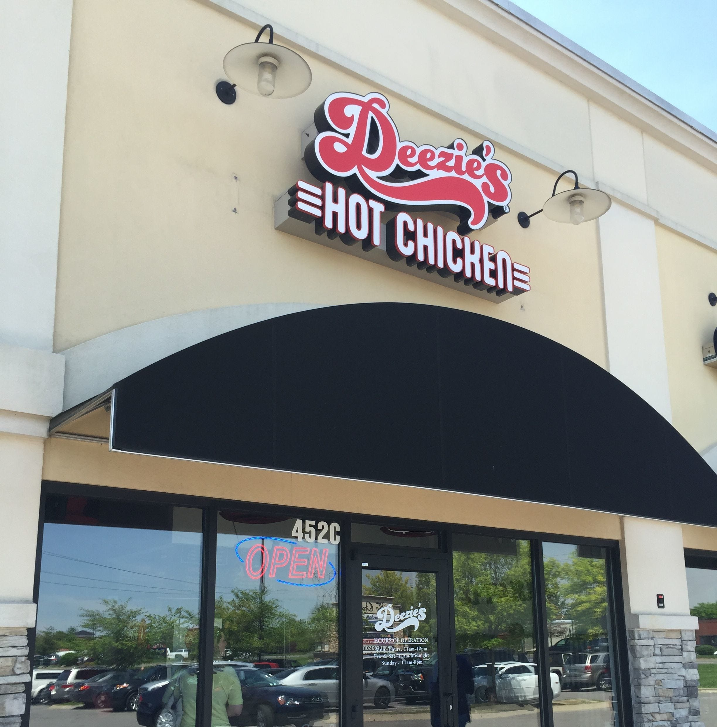 Deezie's Hot Chicken in Murfreesboro closing its doors