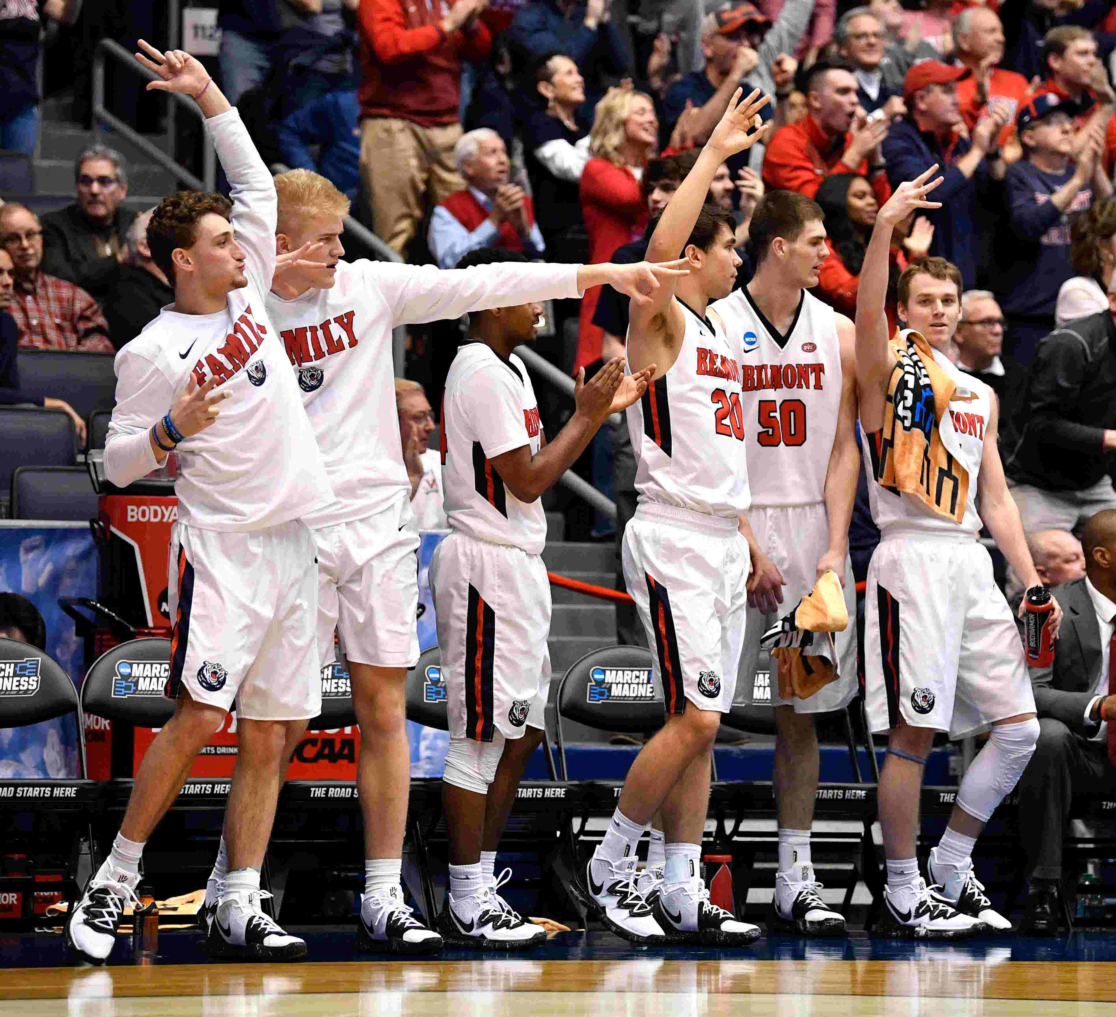 f4f3ed1e55f NCAA Tournament: Belmont's first March Madness win, Maryland should fret