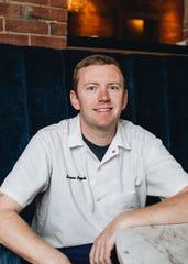 Seamus Rozycki, executive chef atGeist