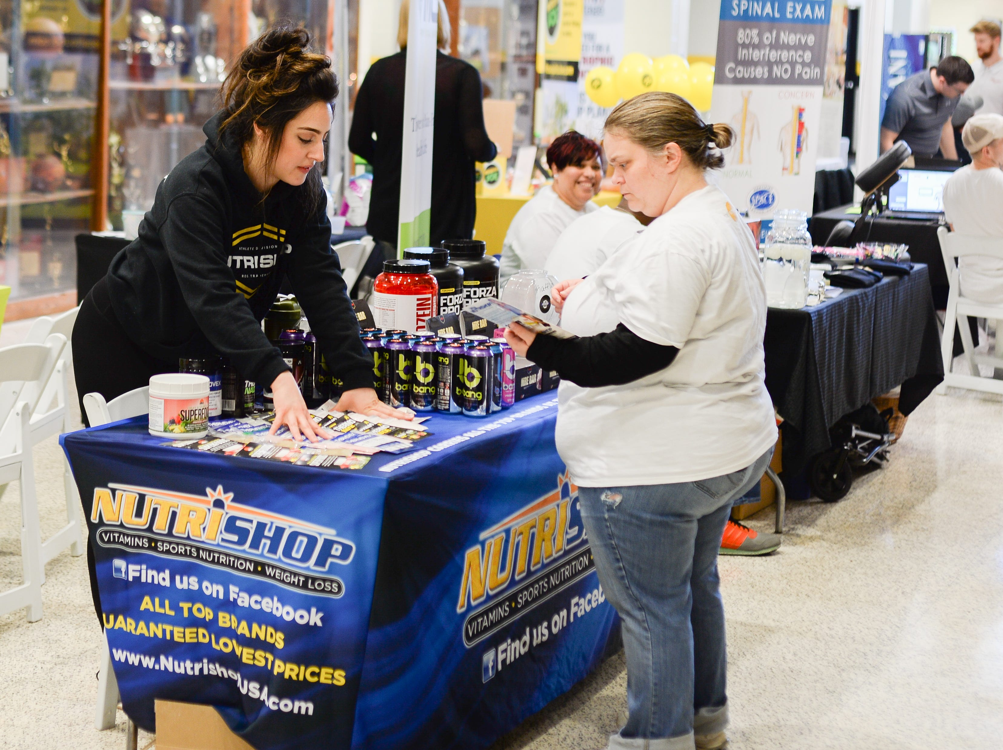 The community came out to support the Mid TN Babies and Beyond Fest and Be Healthy Hendersonville Expo Presented by Hendersonville Area Chamber of Commerce at Hendersonville High School on Saturday, March 16.