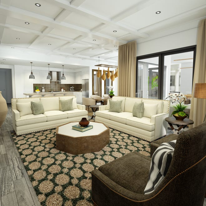 Three Phase I furnished models are available for purchase with a developer leaseback at Eleven Eleven Central.