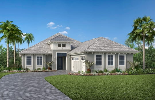 Clive Daniel has been selected to provide interior design for their Easton model at the Isles of Collier Preserve.