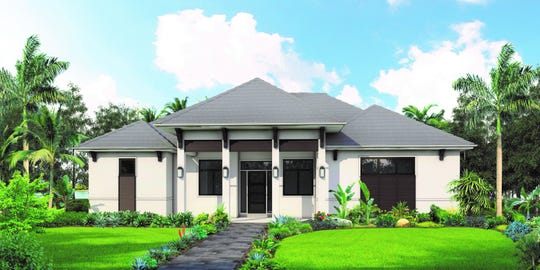 The 2,881 square foot Firenze model will have three bedrooms, three and a half bathrooms, a study and spacious outdoor living area.