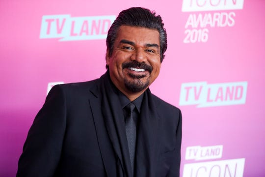 Actor and comedian George Lopez will perform standup April 6, 2019, at Hard Rock Live in Orlando.