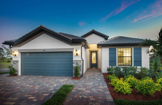 Pulte's Summerwood model is a versatile plan that offers 2-5 bedrooms, well suited for families and empty nesters alike.