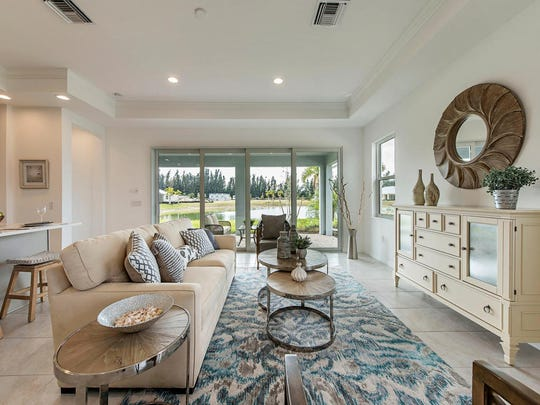 Ashton Woods is expanding its portfolio of new move-in ready, single-family homes at Naples Reserve.