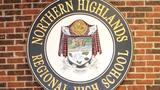 Northern Highlands Regional High School students were informed Wednesday morning that one of their classmates died overnight.