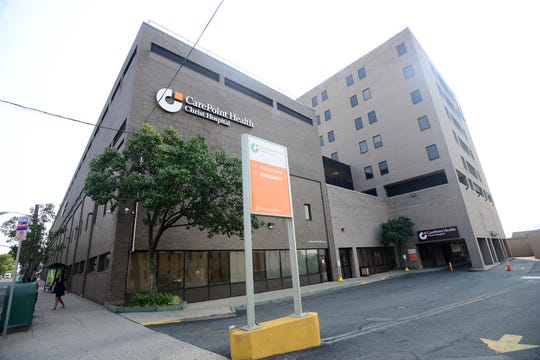 Care Point Health Christ Hospital in Jersey City.