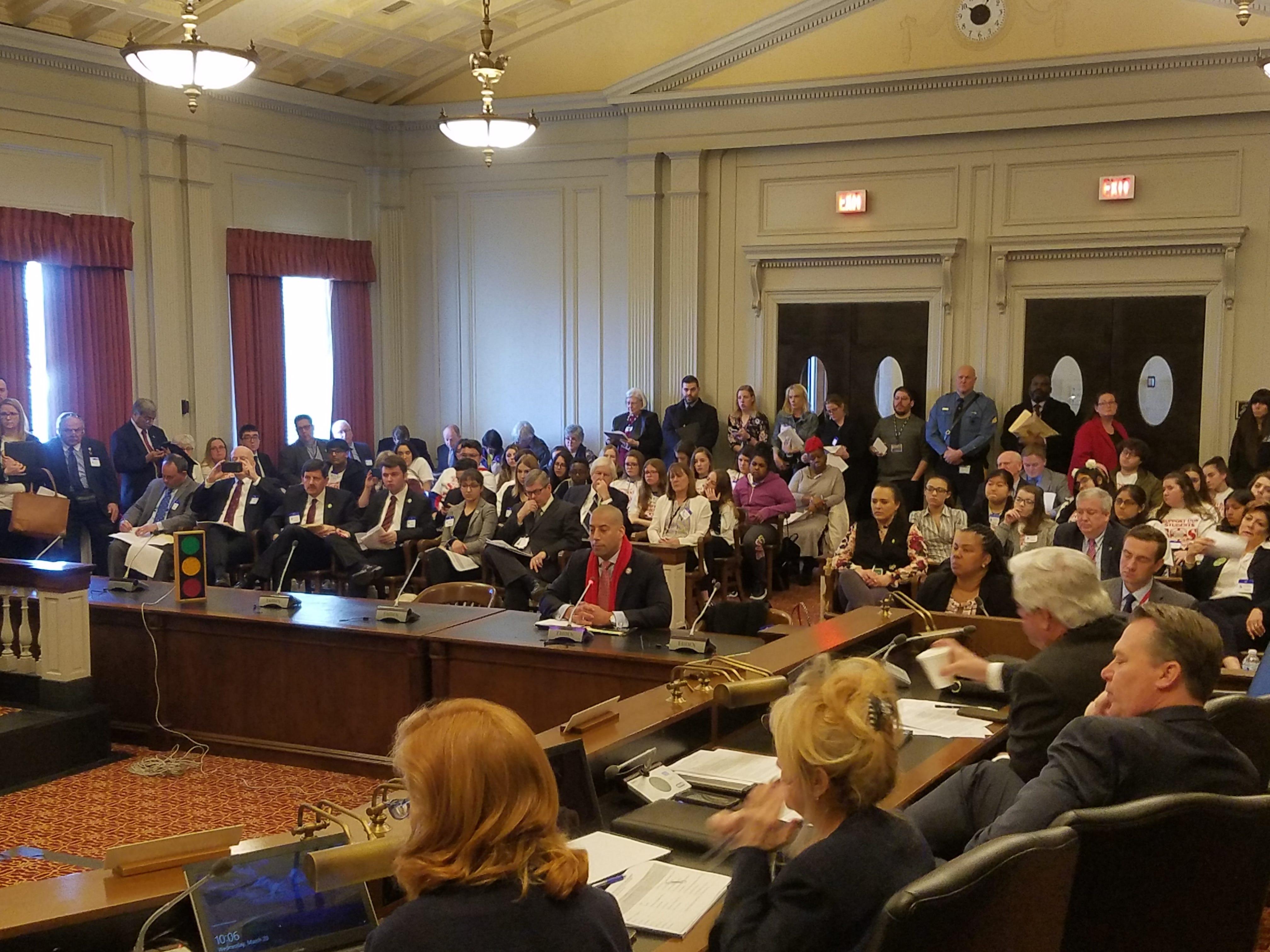 flipboard  nj budget hearings begin with worries over  15