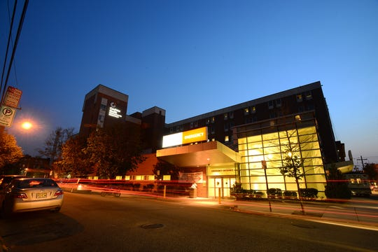 Hoboken University Medical Center.