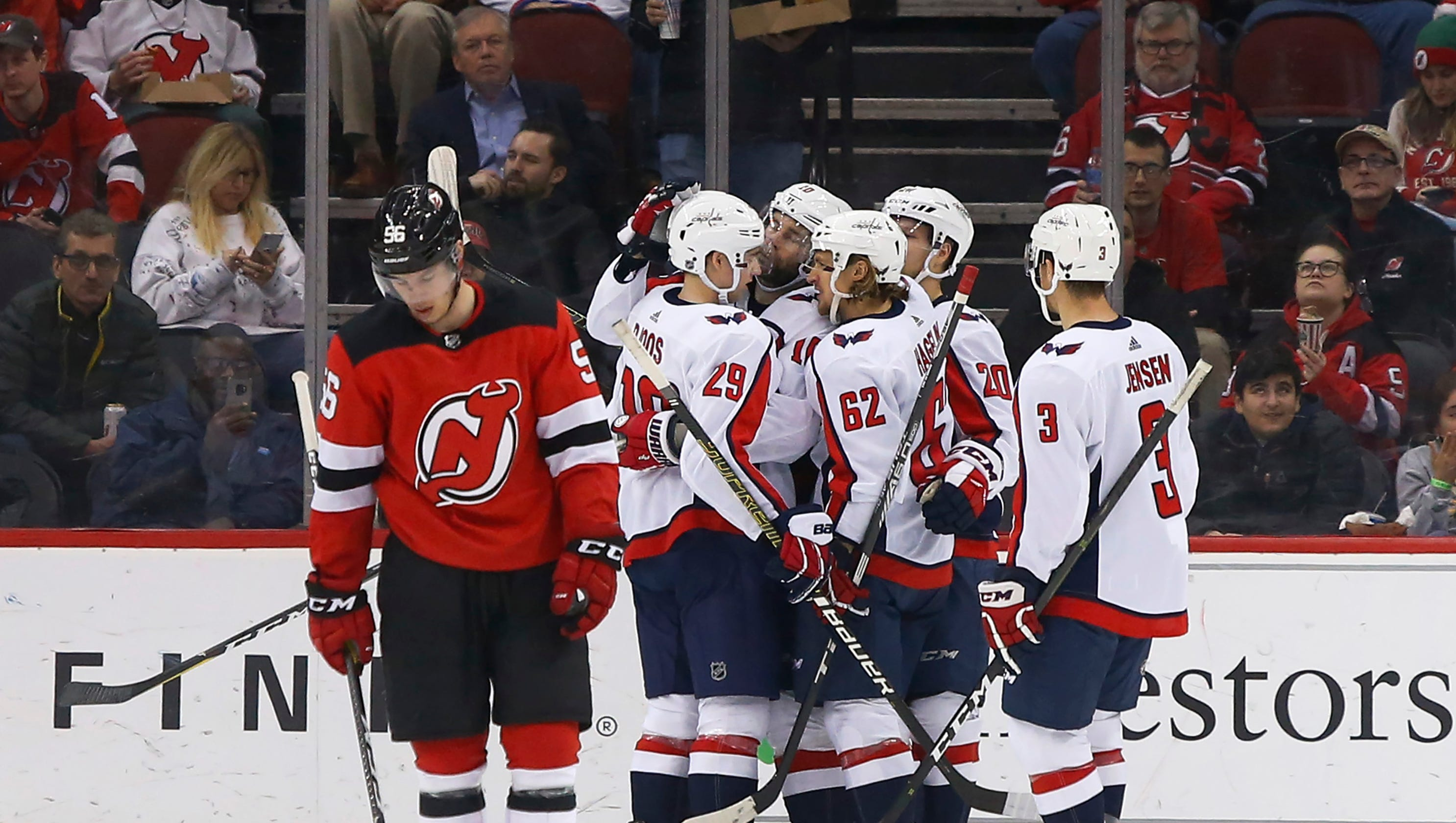 ffb9bb802 NJ Devils  second-period blowup costly in loss to Capitals