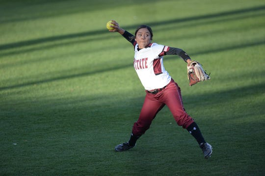 After splitting with UTEP, Brandy Hernandez and New Mexico State welcome North Dakota for a three-game series — a doubleheader on Saturday and a finale Sunday.