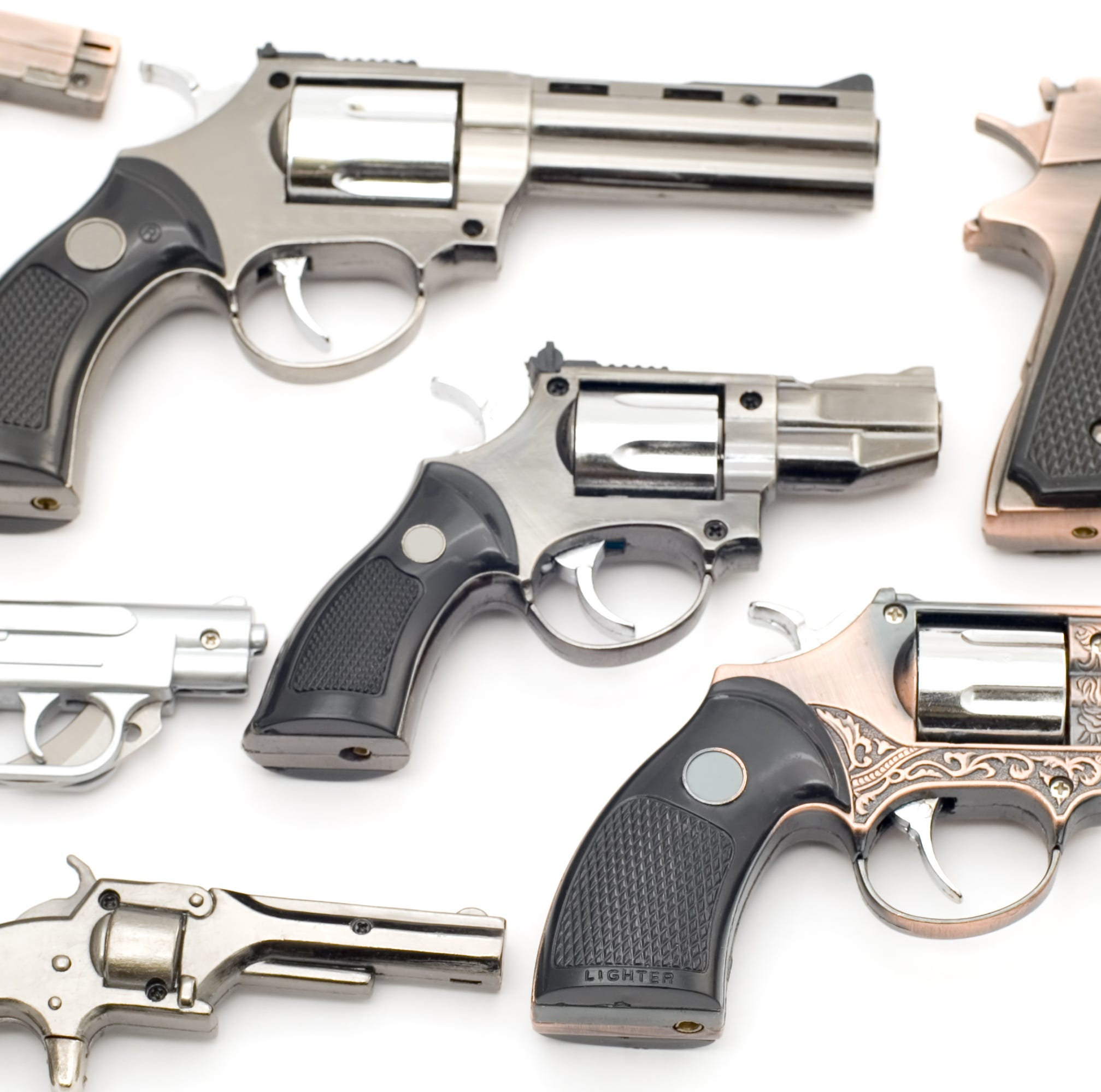 Daughter tells father about loaded gun in his rental car