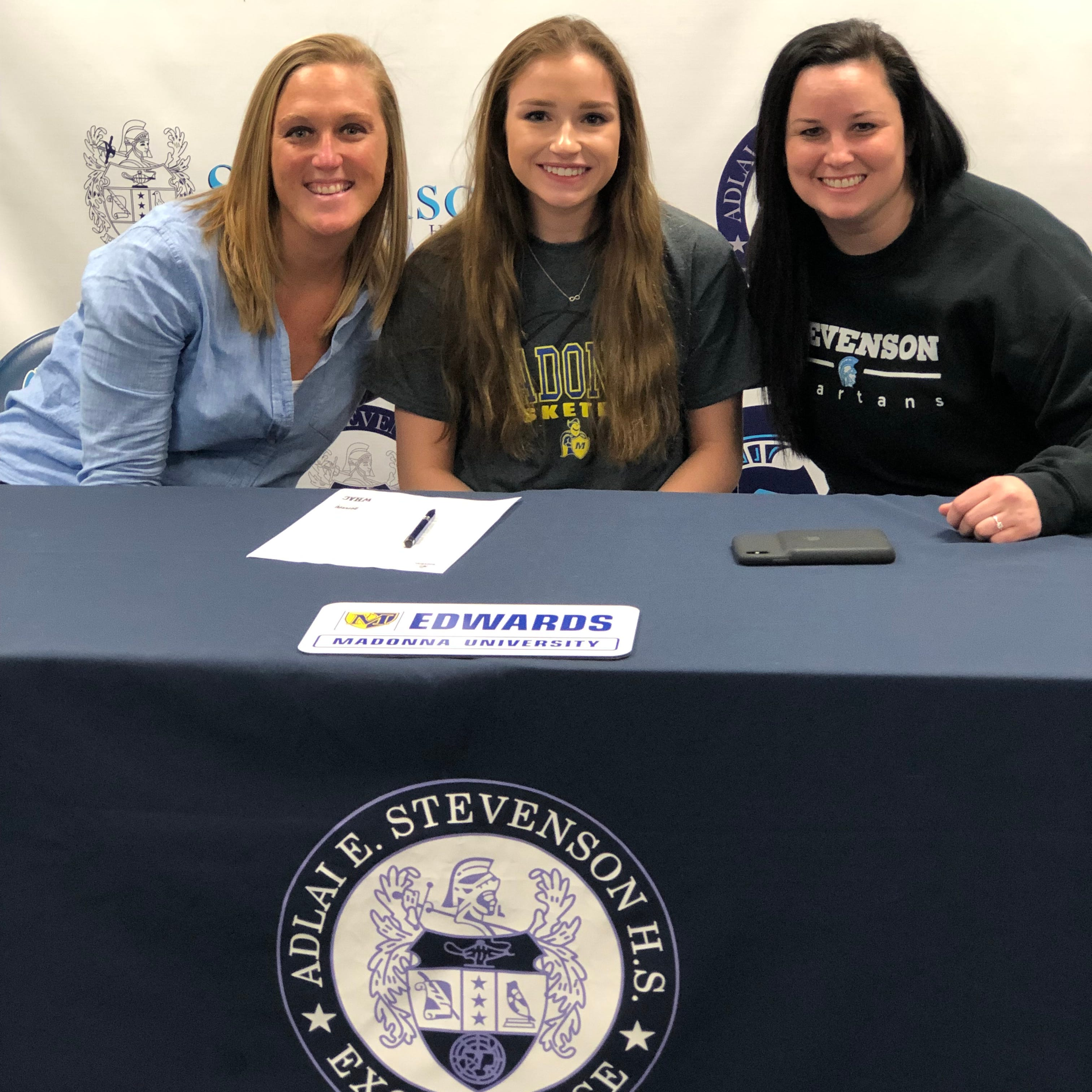 Livonia Stevenson student-athletes sign to play in college