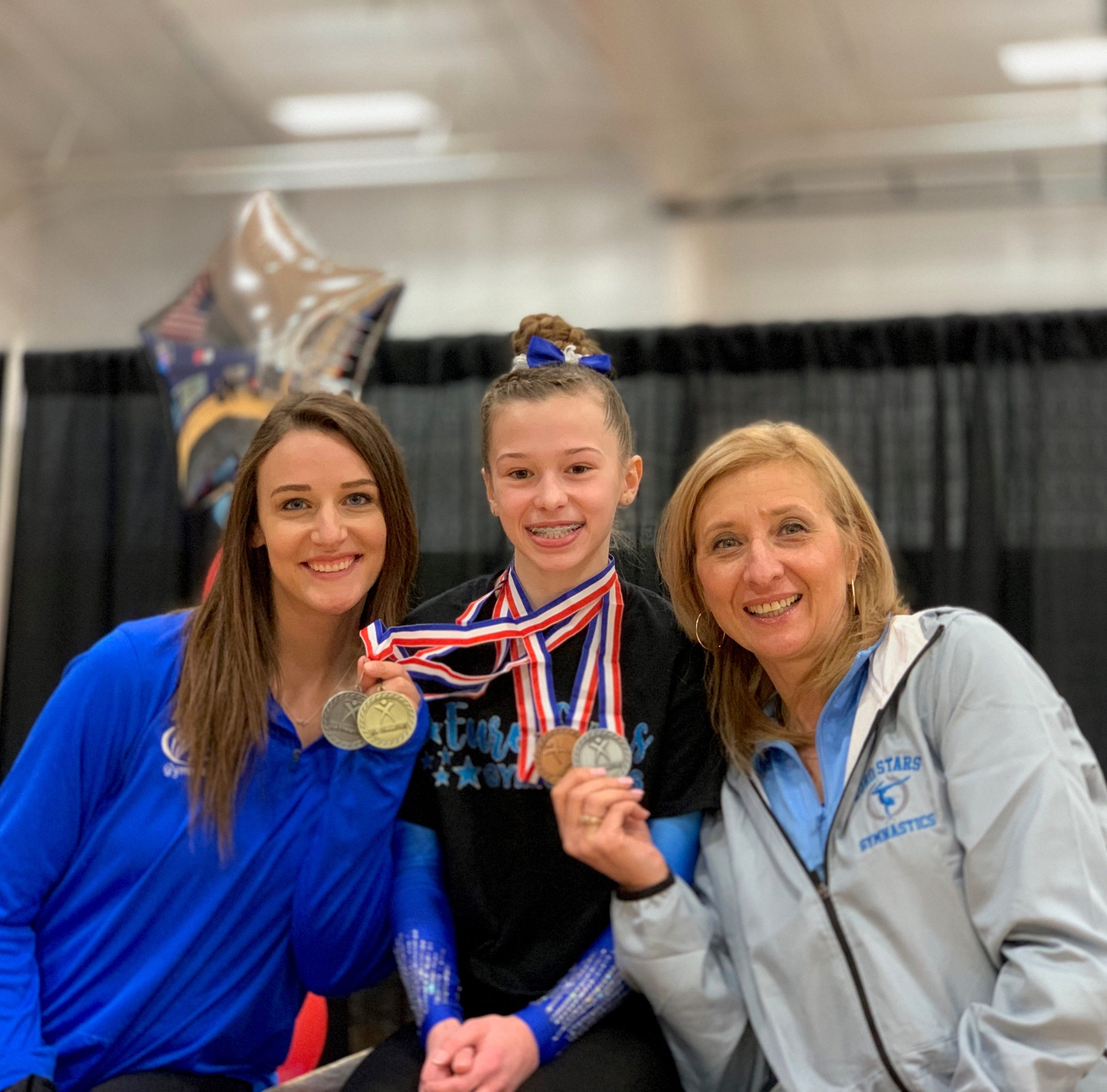 Northville middle school gymnast wins state championship on bars