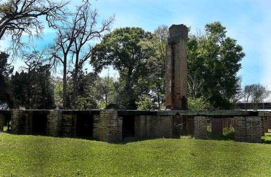 The Old Governor's Mansion, located on Liberty Street in Opelousas, survived the Civil War but not the flames of an arsonist that destroyed the historic home several years ago.