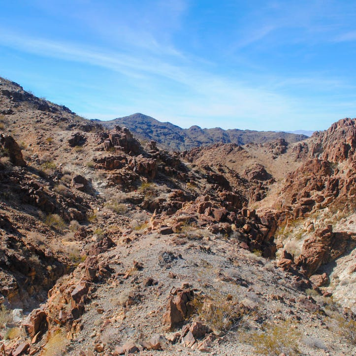 You might strike gold at this property for sale near Joshua Tree National Park