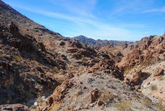 Terrain at 10297 Gold Crown Road, Wonder Valley