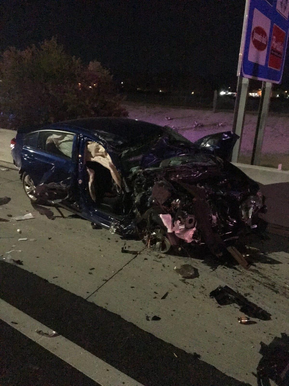 Crash that killed 4 reminder of Arizona's battle with wrong-way drivers