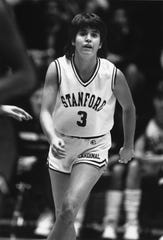 Charli Turner Thorne played basketball at Stanford from 1984-88 including at the beginning of the Tara VanDerveer coaching era.
