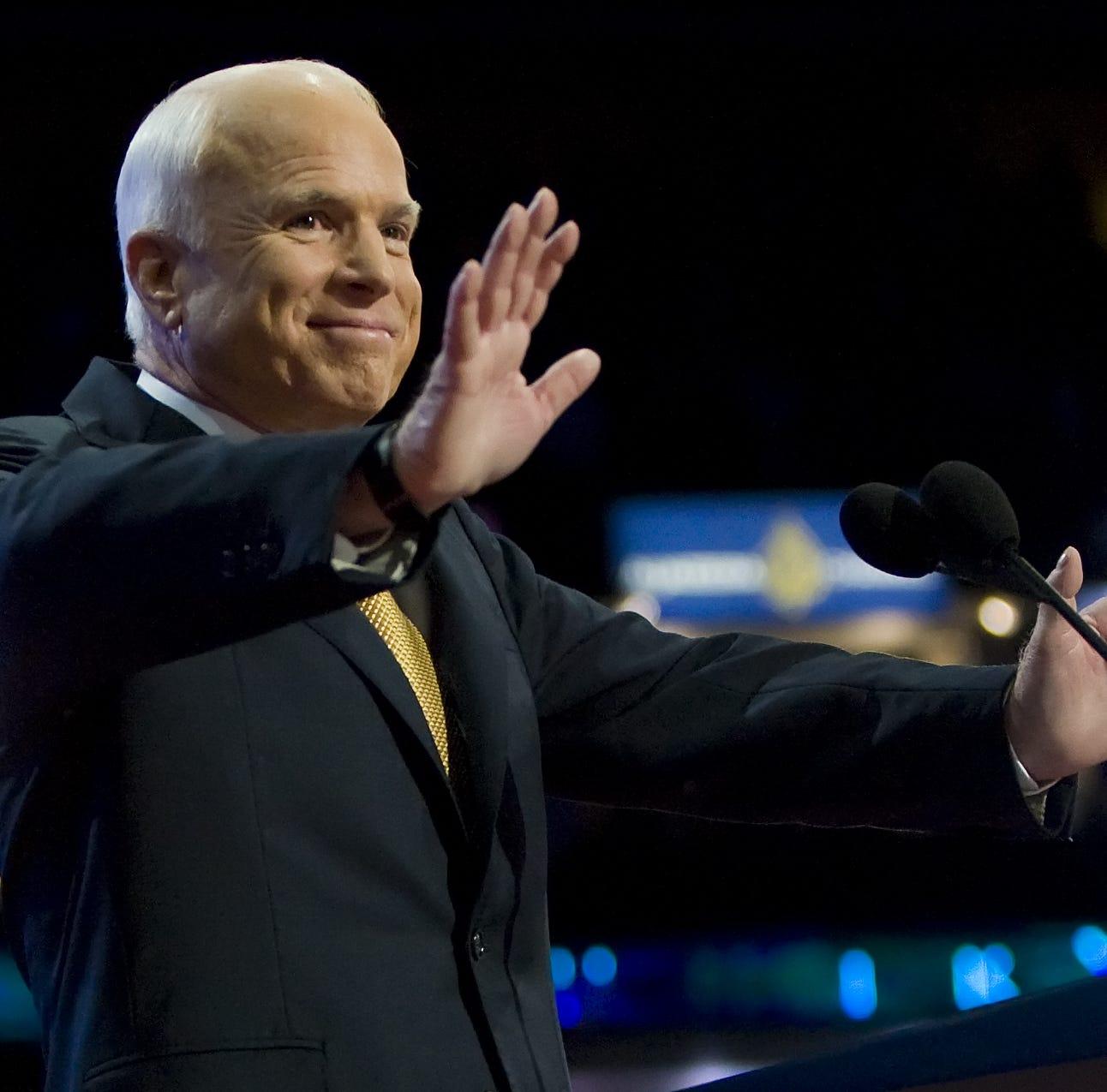 Sen. Martha McSally: John McCain and his family should be respected