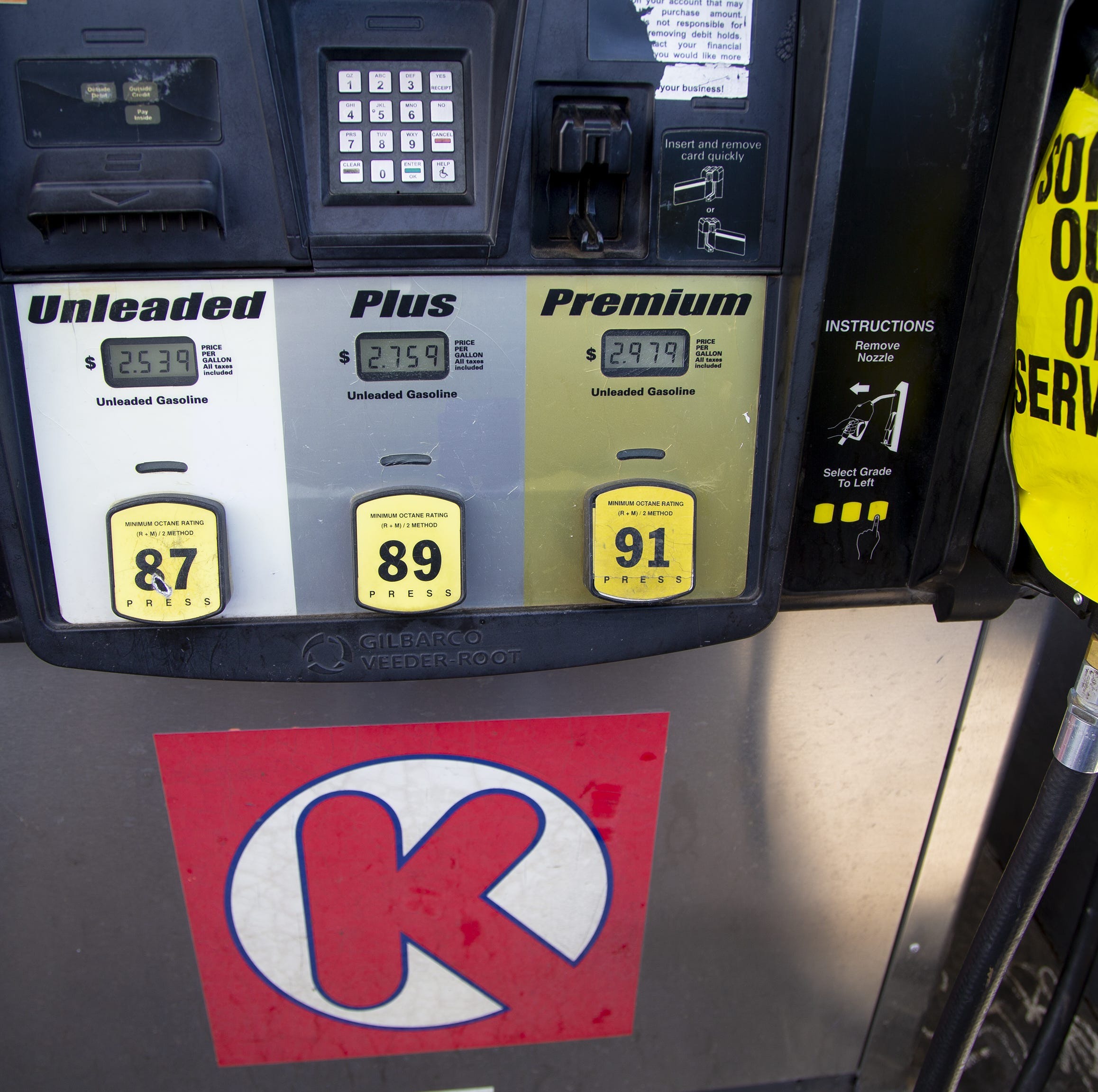 Gas prices rising fast at stations across Phoenix area; Circle Ks still struggling with fuel supply