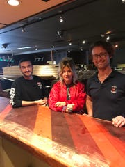 Andrew Smith, Dana Armstrong and Tom Bernard bought historic sports bar The Dirty Drummer in Phoenix.